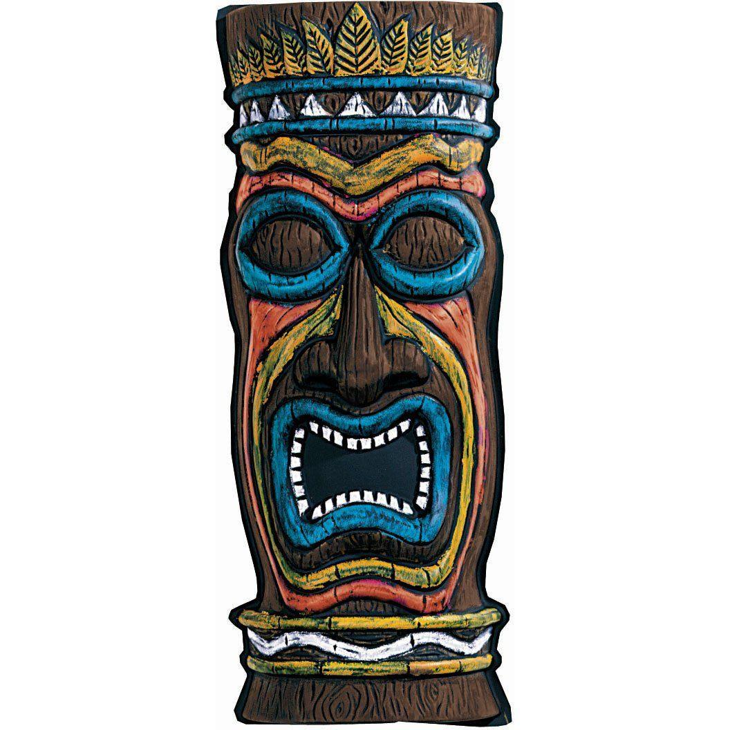 amazon com tiki mask decoration toys u0026 games diseño