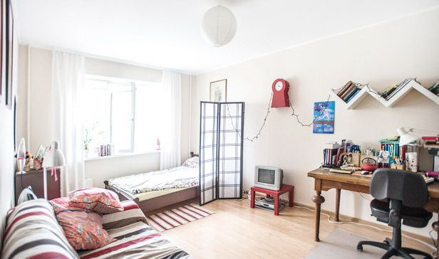 One Room Interior Design 11-one particular-area apartment | home decor • furniture