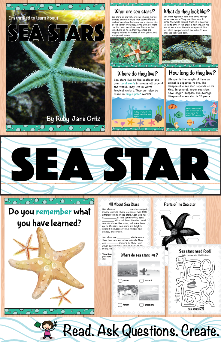 Free Under The Sea Graphing Worksheet. Fun spring or summer math ...