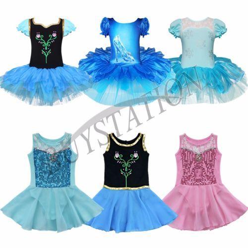 39bfc7dcc Toddler-Girls-Ballet-Dress-Dancewear-Costume-Dance-Gymnastic-Leotard ...