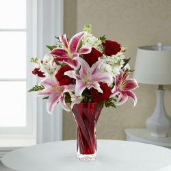 The FTD® Lasting Romance® Bouquet 14-V1