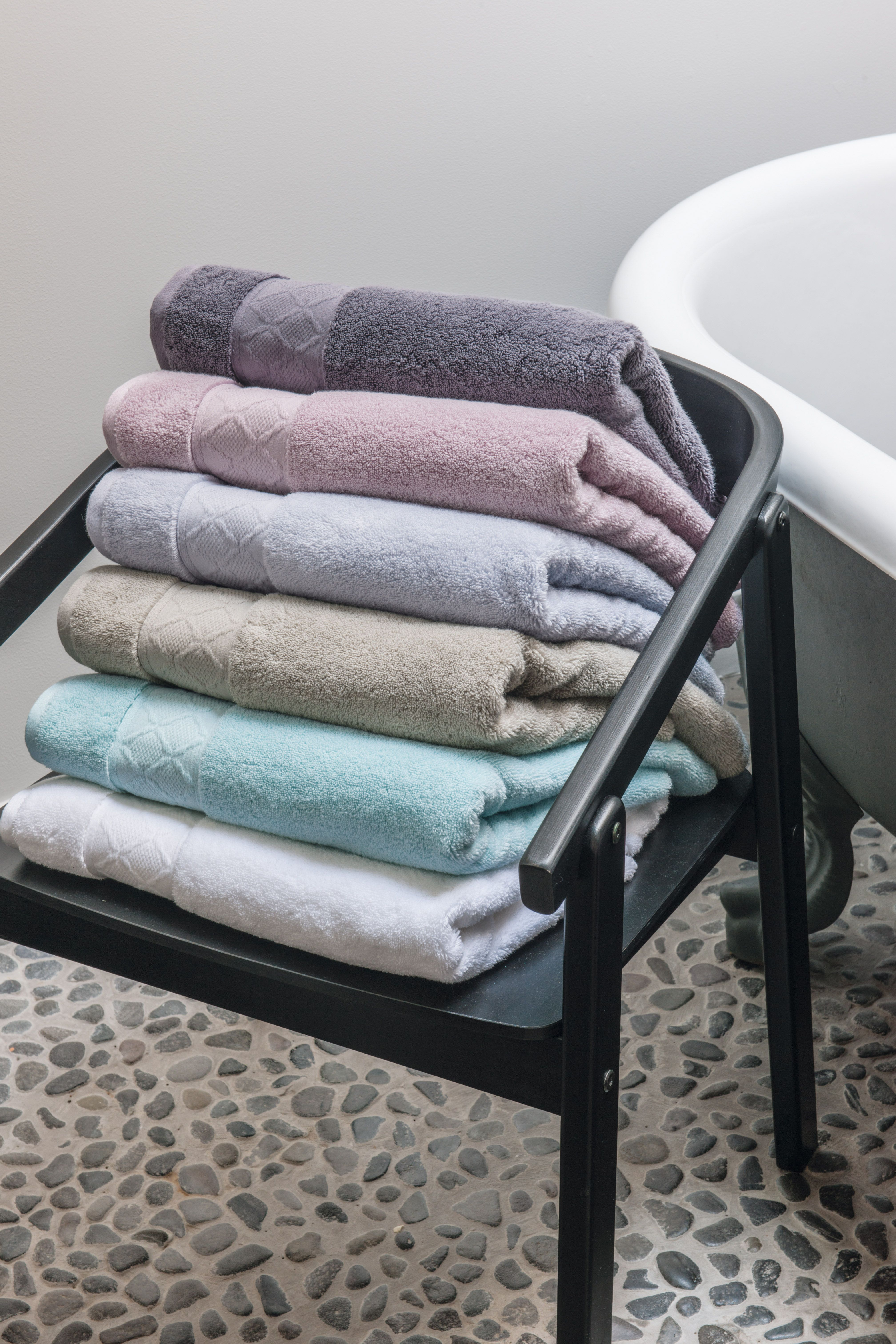 Infinitely Soft And Cozy Caresse Borrows Its Pastel Powdery And