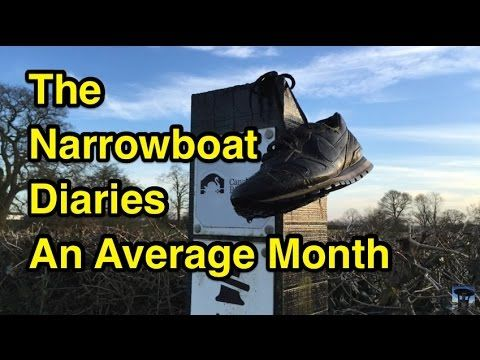 The latest instalment of The Narrowboat Diaries is here! Time for loads of boating and canal life moments!