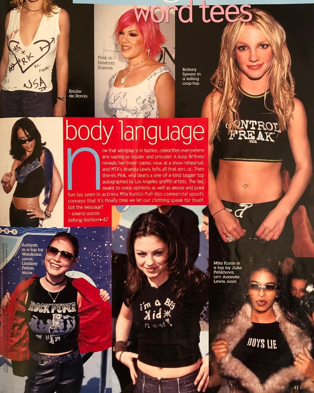 5 Trends That Were Totally Cool According to Teen Mags in the 2000s