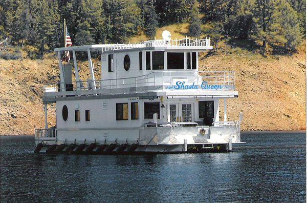 house boats | Shasta Lake Houseboat Sales - Houseboats for Sale