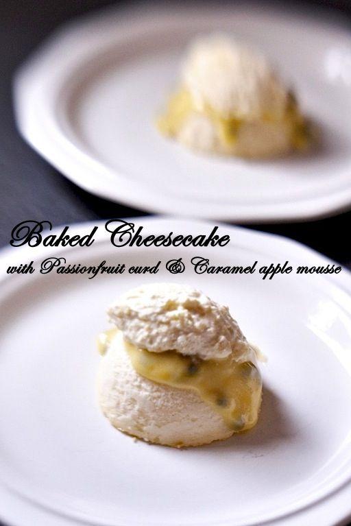Passionfruit & Cheesecake