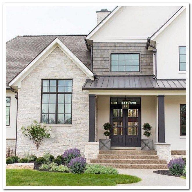 39 most popular dream house exterior design ideas