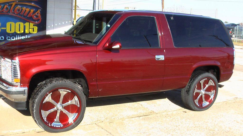 tahoe door hqdefault truck chevrolet watch mile lt sale for collector