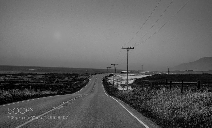 Popular on 500px : Pacific Ocean Road to San Francisco by onur10