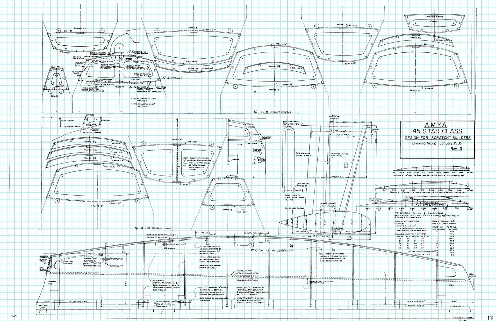 Chris craft model boat plans - Boat Plans
