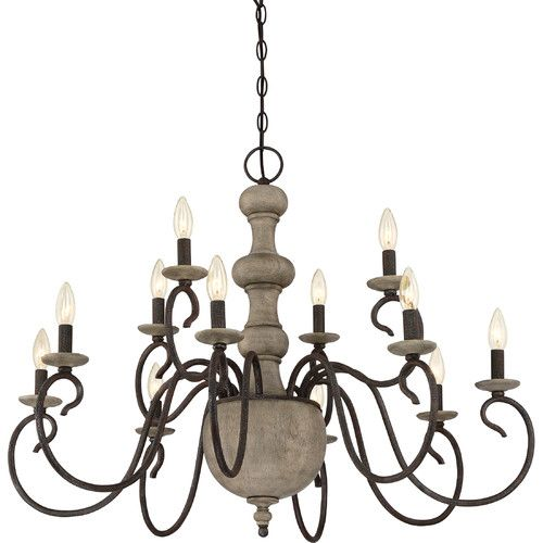 Found It At Joss Main Valerie 12 Light Candle Style Chandelier Damp Rated For Over Outdoor Dinin Candle Style Chandelier Outdoor Chandelier Ceiling Lights
