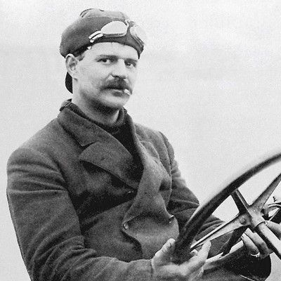 Louis Joseph Chevrolet Was A Swiss Born American Race Car Driver