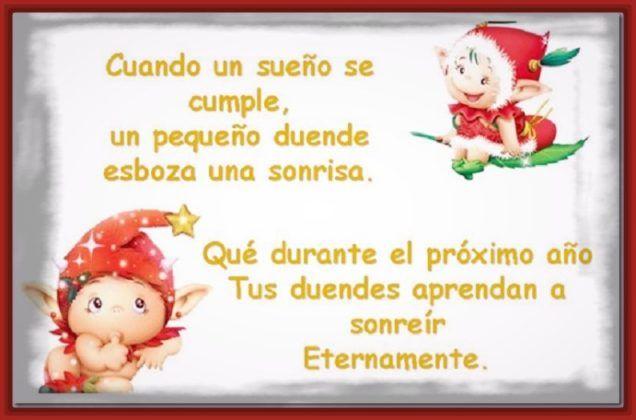 Frases De Navidad Para Niños Simpaticas Poemas De Navidad