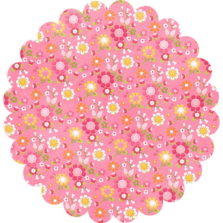 Toppers O Etiquetas Con Flores Para Imprimir Gratis Oh My