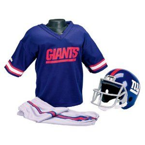 New York Giants Halloween Costume Ideas Football Halloween Costume 509d17e1135