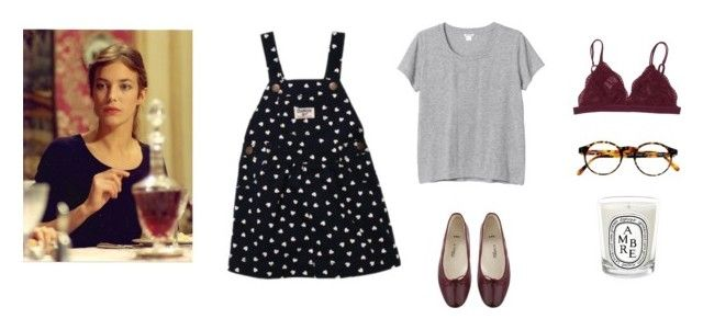 """""""Marilou -8-"""" by nuitdoctobre ❤ liked on Polyvore featuring Monki, OshKosh B'gosh, François Pinton, A.P.C. and Diptyque"""