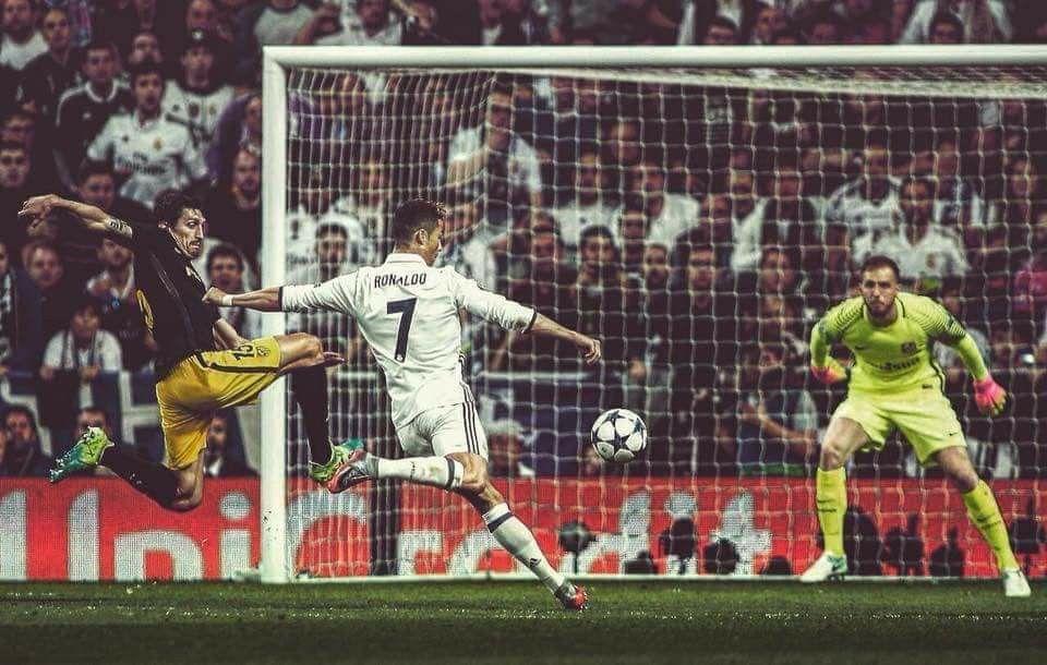 Rip Atletico Football Drawing Cristiano Ronaldo Football Predictions