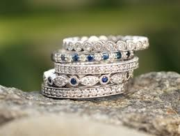 Image result for stack rings