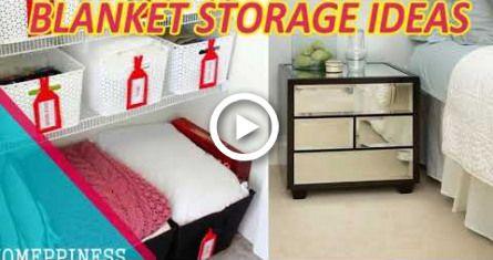 [Storage Ideas] Blanket Storage Ideas For Living Room [diy storage ideas] images