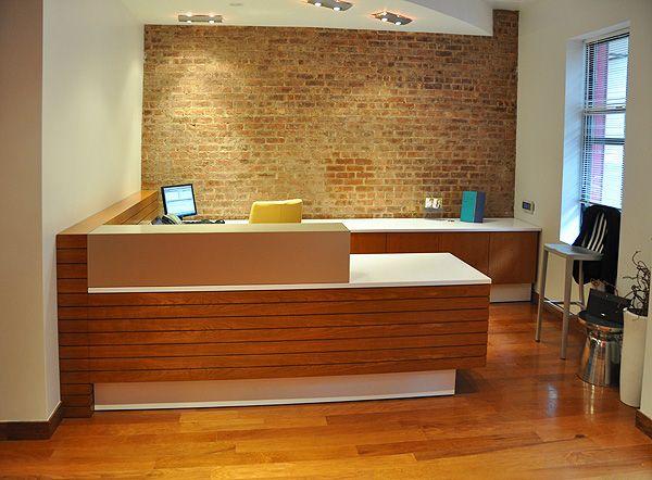 Arnold Reception Desks Inc Custom Anglo Irish Bank New York