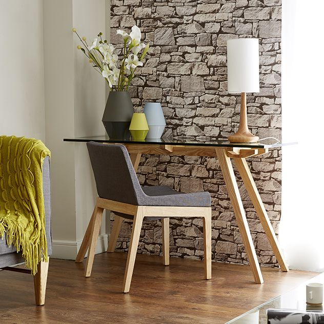 Sonar Wooden Chair - Chairs - Blue Sun Tree