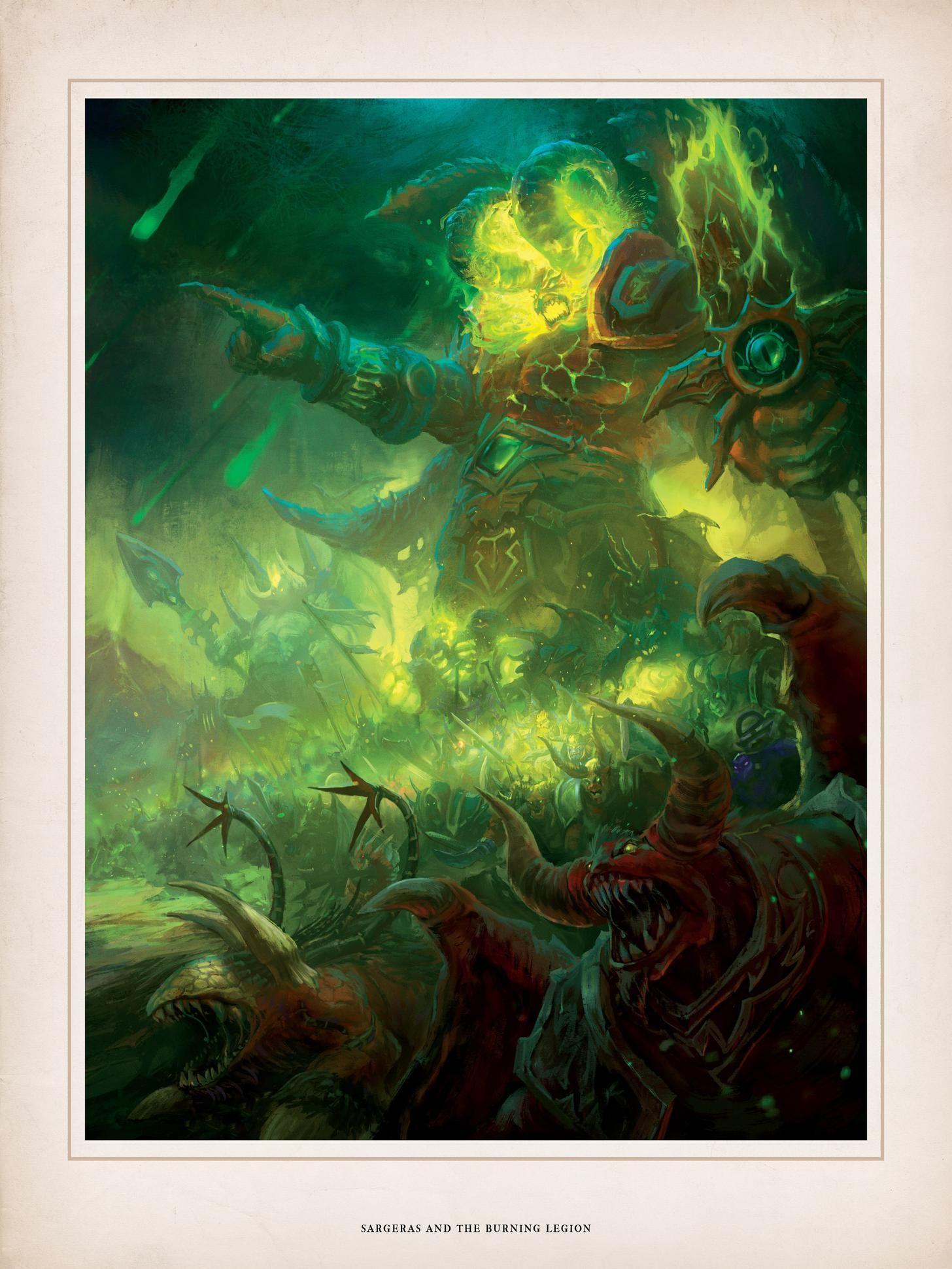 World Of Warcraft Chronicle Volume 1 Art World Of Warcraft