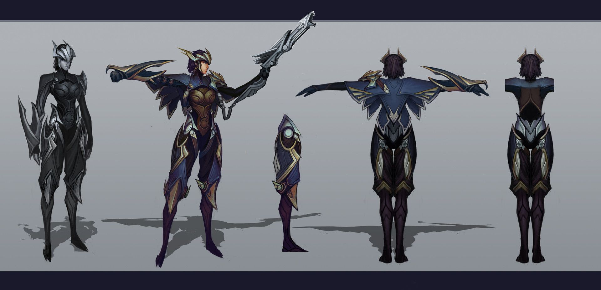 League of Legends Quinn and Valor, Michael Maurino on