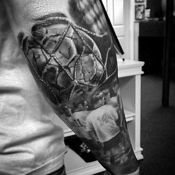 Top 87 Soccer Tattoo Ideas 2020 Inspiration Guide Calf Tattoo Tattoos For Guys Soccer Tattoos