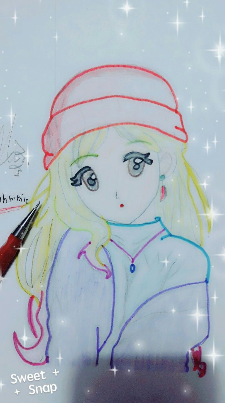رسم انمي انمي رسم Art Anime