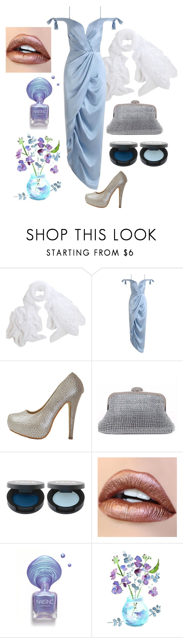 """""""Ice"""" by chicastic on Polyvore featuring Zimmermann"""