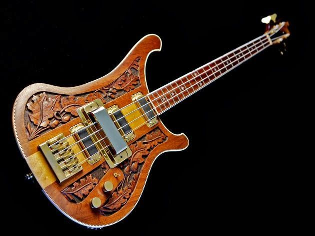 Rickenbacker Lemmy Model
