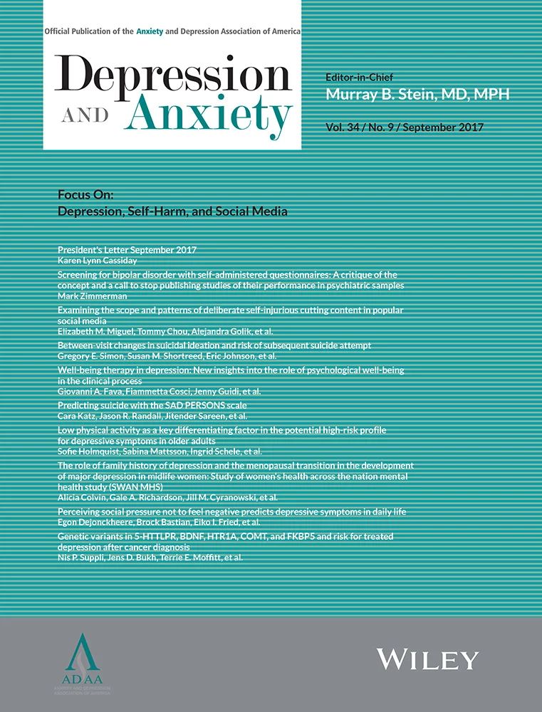Perceiving social p… | Health and Medicine: Anxiety, Stress
