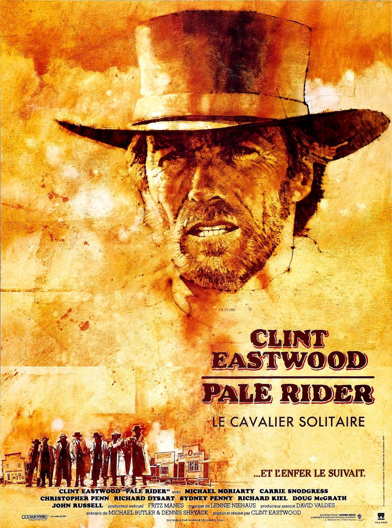 Clint Eastwood Robert Duvall JOE KIDD movie poster POLITICAL ADVENTURE 24X36