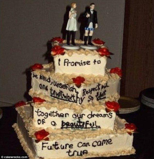 Worst Birthday Cake Metal Rock