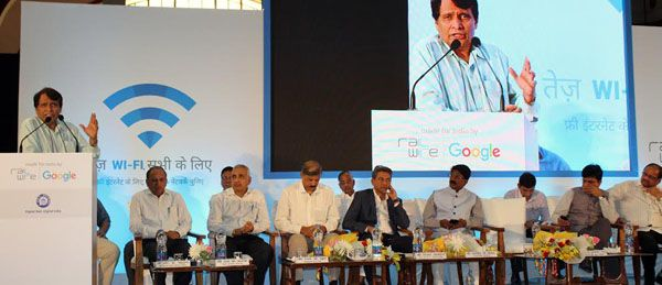 India's first High Speed Public Wi – Fi Service at Mumbai Central station   TRAVELMAIL