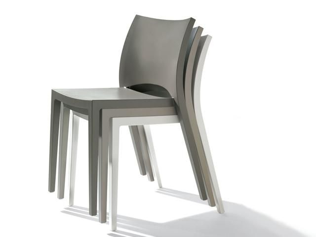 Sedia aqua bontempi chairs and stools the new way of