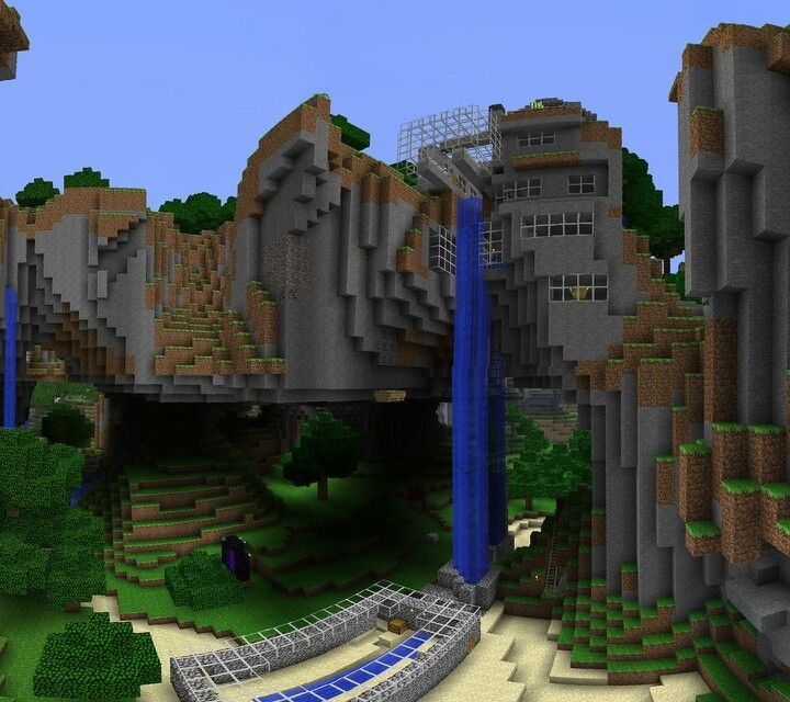 Beautiful Minecraft Building