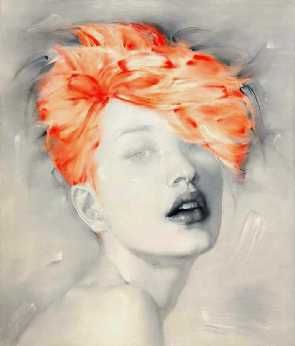 ♪ Arte de Liu Hong