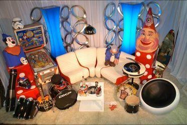 Retro Rock Room Decor -