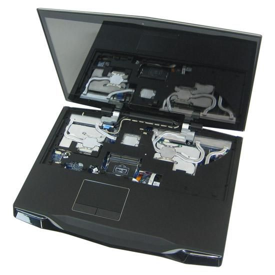 Asetek Liquid Cooling Solution For Your Notebook Cool Stuff Alienware Laptop