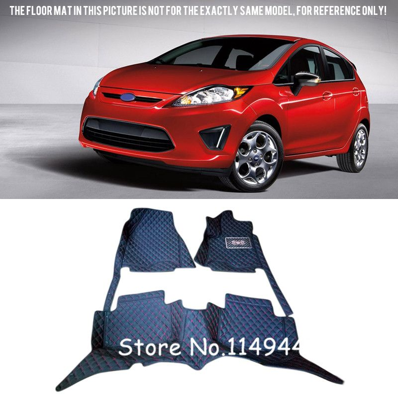 For Ford Fiesta 2009 2010 2011 2012 Car Styling Rugs Carpet Floor Mats Liners Carpets Review With Images Rugs On Carpet Carpet Reviews Floor Mats