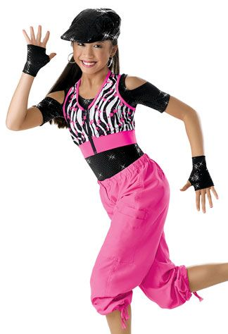 e46fce69486b2 Hip-Hop Dance Costumes for Recital and Competition   Weissman ...