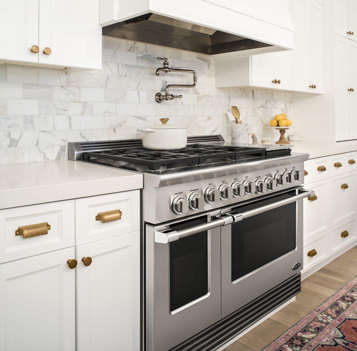 Gemütlich Küchendesign Fotos Eichenschränke Fotos - Ideen Für Die ...