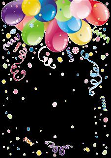 أجمل صور بالونات العيد والمناسبات السعيدة بجودة عالية Png للتصميم صور بالونات للعيد مجموعة صور بالونات Balloons Celebration Background Happy Birthday Cards