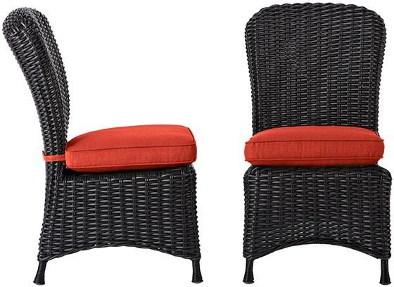 Martha Stewart Living™ Lake Adela Dining Chairs   Set Of 2