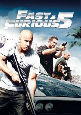 Fast Five poster in 2020 | Fast five, Fast & furious 5, Fast, furious
