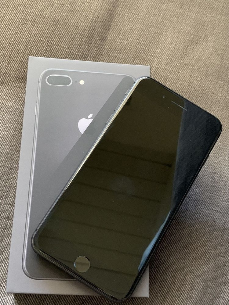 Apple Iphone 8 Plus 256gb Space Gray At T A1897 Gsm Iphone Iphone 7plus Rose Gold Iphone Black