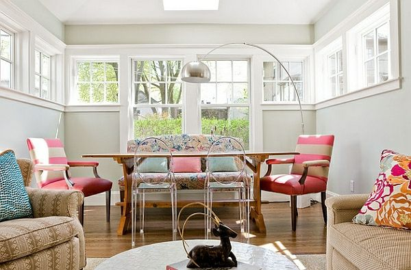 50 Einrichtungsideen für kleine Esszimmer - esszimmer esstisch mit - esstisch und stuhle esszimmer