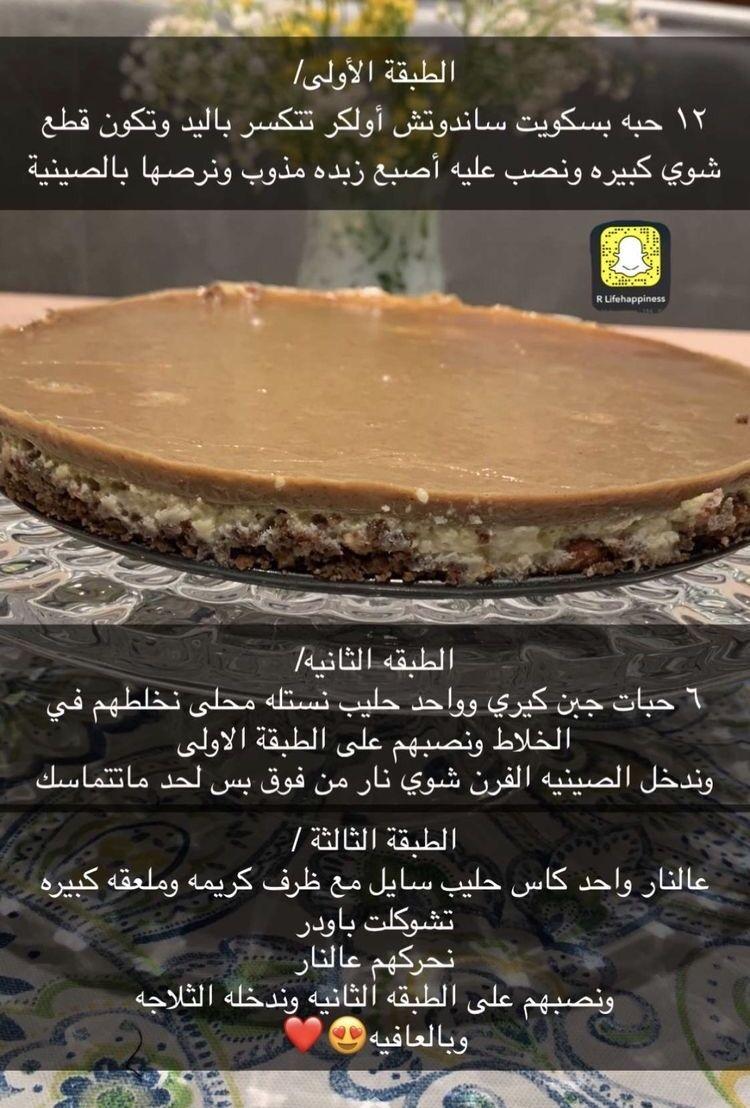 حلى أولكر ساندويش Arabic Sweets Recipes Arabic Sweets Sweets Recipes