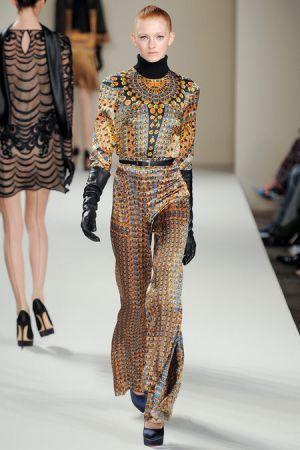Temperley London Fall 2013 RTW collection